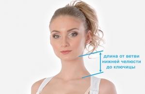 Как определить размер воротника ортопедического Шанца