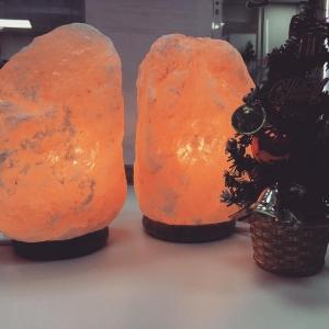 Солевая лампа в аптеке Нейрон