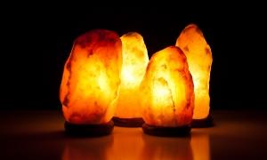 Вы слышали о Соляных лампах?