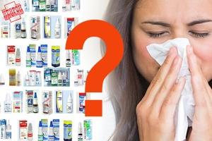 Лечение насморка: как выбрать препарат?