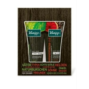 Кнайпп гель для душа и шампунь 2 в 1 Мужской набор 200 мл. (Kneipp)