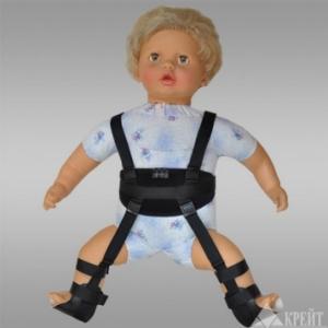 Бандаж на тазобедренный сустав Б-804 №1 Для детей Крейт (Перинка Фрейка)