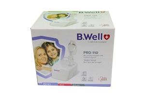 Ингалятор B.WELL PRO-110 компрессорный