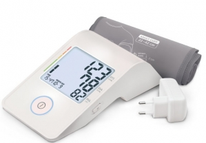 Тонометр B.WELL MED-53 автомат+адаптер+память+манжета 22-42 см