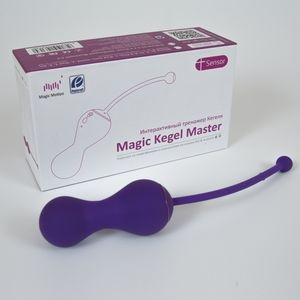 Тренажер женский для укрепления мышц малого таза Magic Kegel Master