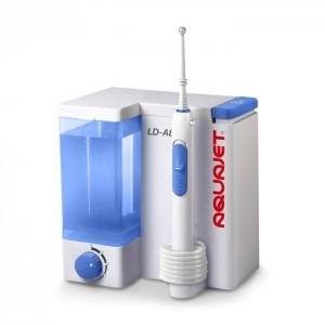 Ирригатор AQUAJET LD-A8 для полости рта (белый)