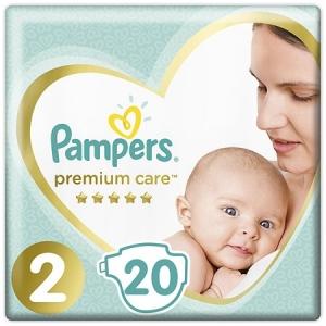 Подгузники детские Памперс Премиум Кеа Мини 4-8 кг №20