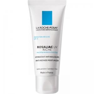 ЛЯ РОШ ПОЗЕ РОЗАЛИАК UV Риш Увлажняющее средство для усиления защитной функции кожи (сухой) 40мл