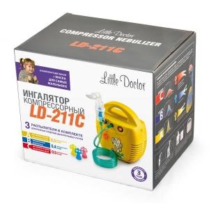 Ингалятор LD-211C компрессорный (желтый)