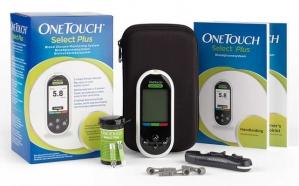 Глюкометр ONE TOUCH SELECT Plus (Ван Тач)