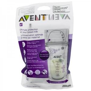 АВЕНТ (SCF603/25) Пакет для хранения молока 180мл. 25шт. (80250)