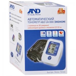 Тонометр AND UA-888 автомат Эконом (22-32см)