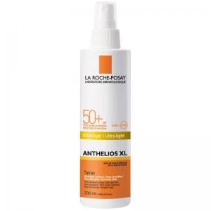 ЛЯ РОШ ПОЗЕ АНТГЕЛИОС XL Спрей ультралегкий для лица, для всех типов кожи SPF 50+ 200мл.