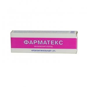 Фарматекс крем вагин. туба 72г