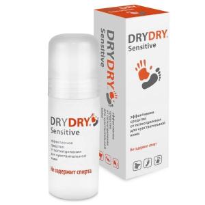 Драй Драй сенситив средство от обильного потоотделения д/чув.кожи 50мл.