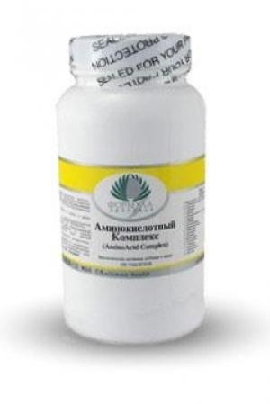 Аминокислотный комплекс табл. №90 (БАД)