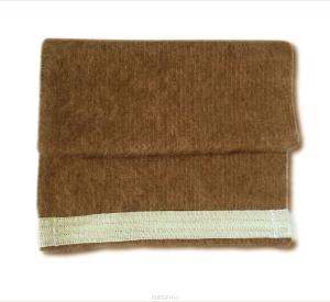 Пояс-бандаж Леонарда из верблюжьей шерсти р-р 3 M (талия 76-81 см)