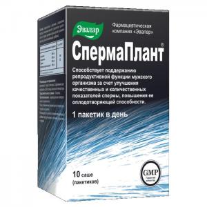 СпермаПлант саше 3,5г №10 (БАД)