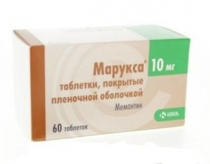 Марукса табл.п.п.о. 10мг. №60