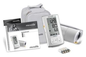 Тонометр MICROLIFE BP A6 РС автомат+адаптер, память на 2 человек, связь с ПК,манжета M-L (22-42с