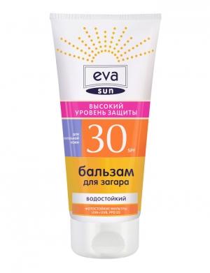 Ева Сан Бальзам д/загара д/чувствительной кожи SPF30 фл. 200мл.