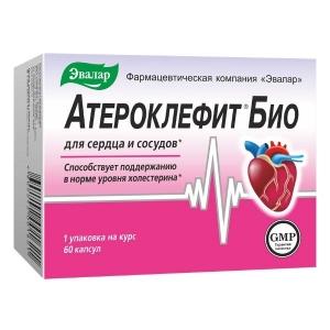 Атероклефит Био капс. 250мг. №60 (БАД)